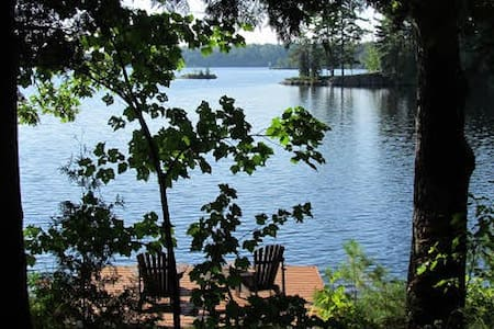 Cottage on Big Gull Lake - Arden - Cabaña