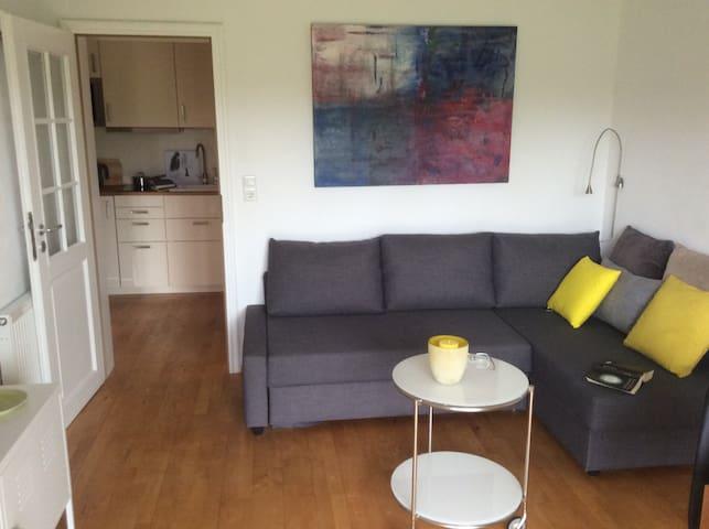Sehr schöne  helle und moderne strandnahe Wohnung - Wyk auf Föhr - Condo