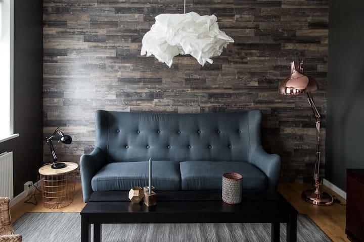 Acco - Modern 2 Bedroom Apartment Akureyri