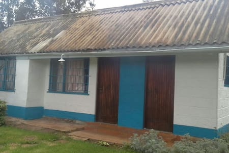 2 bed near a golf coarse. - kiambu, limuru, tigoni - Bed & Breakfast