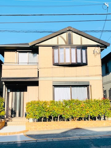 CLOSE TO KANSAI AIRPORT,OUTLET,  CLEAN,COMFORTABLE