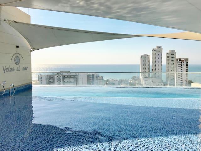 Espectacular Apartamento en Rodadero Santa Marta