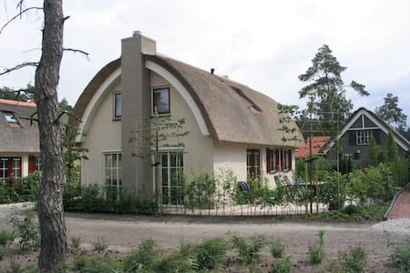 Holiday house on the Veluwe - Vierhouten