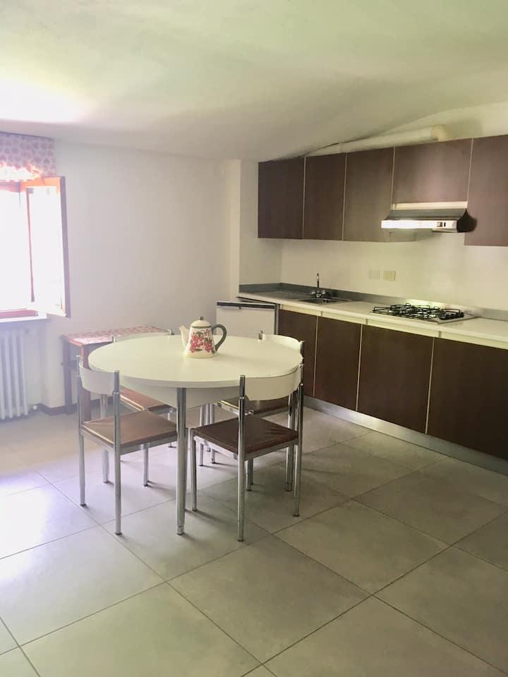 Appartamento Monolocale green