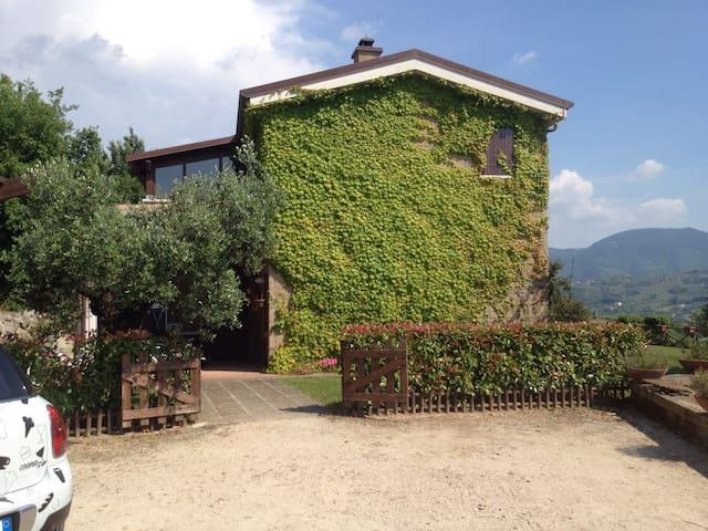 Fantastica villa immersa nel verde - Sant'Agata Dé Goti - Vila