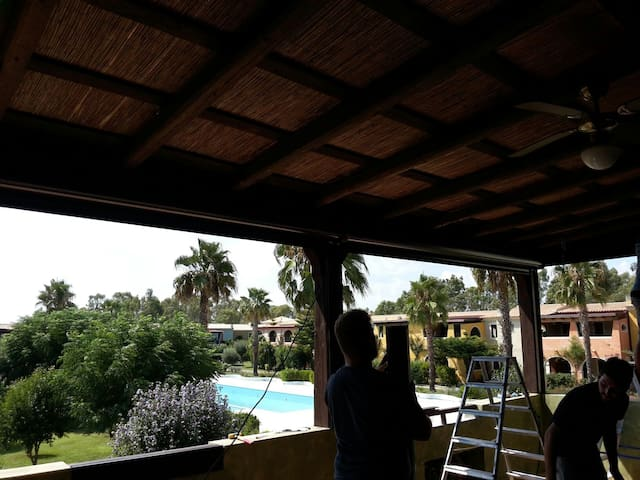 Stupendo appartamento in residence - Marina di Pisticci - House