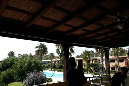 Stupendo appartamento in residence - Marina di Pisticci - บ้าน