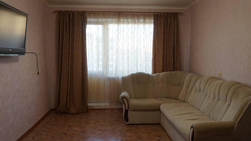 Уютная и просторная 2-х комнатная квартира - Noworossijsk - Wohnung