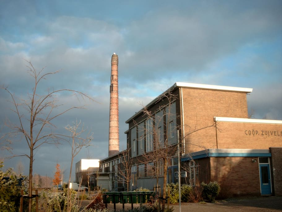 Voormalige zuivelfabriek De Venen