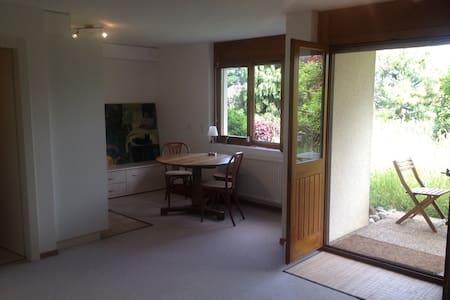 Studio à la Riviera Vevey Montreux - Jongny - Villa