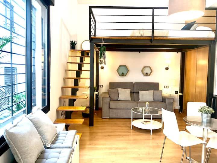 Homely Málaga Refino Loft