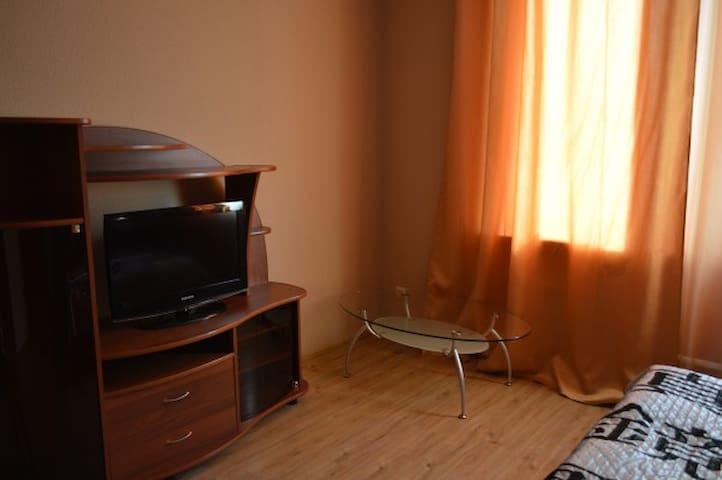 1 комн. апартаменты в Железнодорожном - Zheleznodorozhnyy