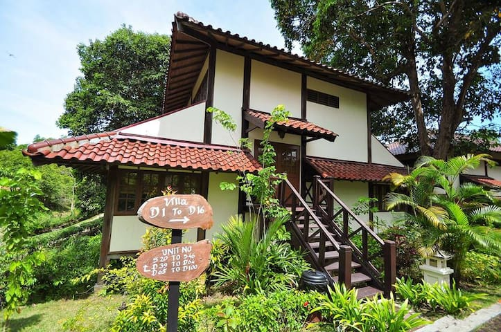 Double Storey Two Bedroom Villa - Nongsa - Villa