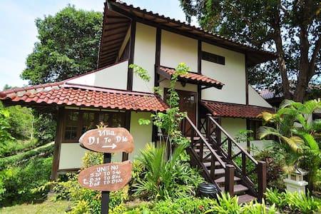 Double Storey Two Bedroom Villa - Nongsa - Vila