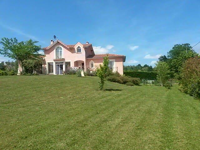 Home sweet home - Villeneuve-de-Rivière - Дом