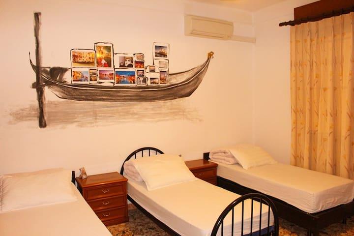 意大利威尼斯华夏旅馆 - เวนิซ - อพาร์ทเมนท์