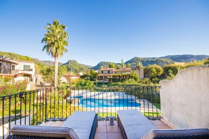 Casa Familia zum Liebhaben bei Palma - Puigpunyent - Pensió
