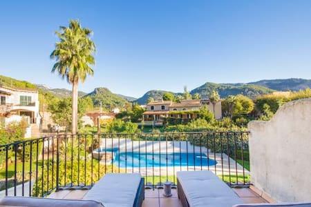 Casa Familia zum Liebhaben bei Palma - Puigpunyent