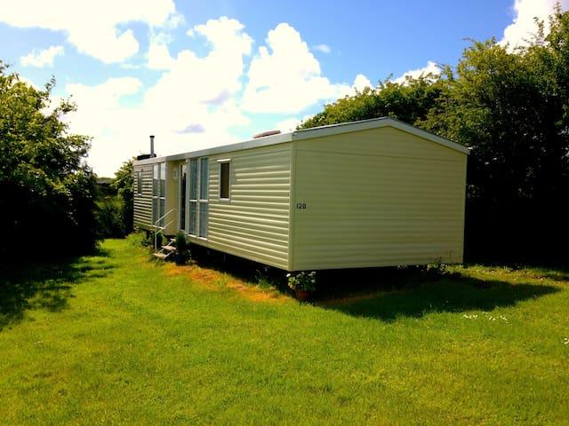 Sunnyside Caravan, Rock, Cornwall