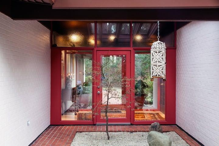Very Cool Mid-Century Modern Home