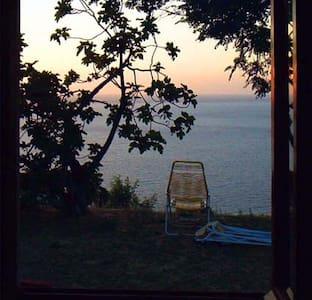 Monolocale con magnifica vista mare - Isola d'Elba