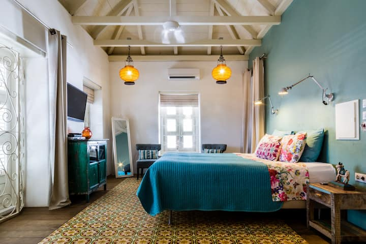 The most beautiful place to stay on Curacao (Family suite)