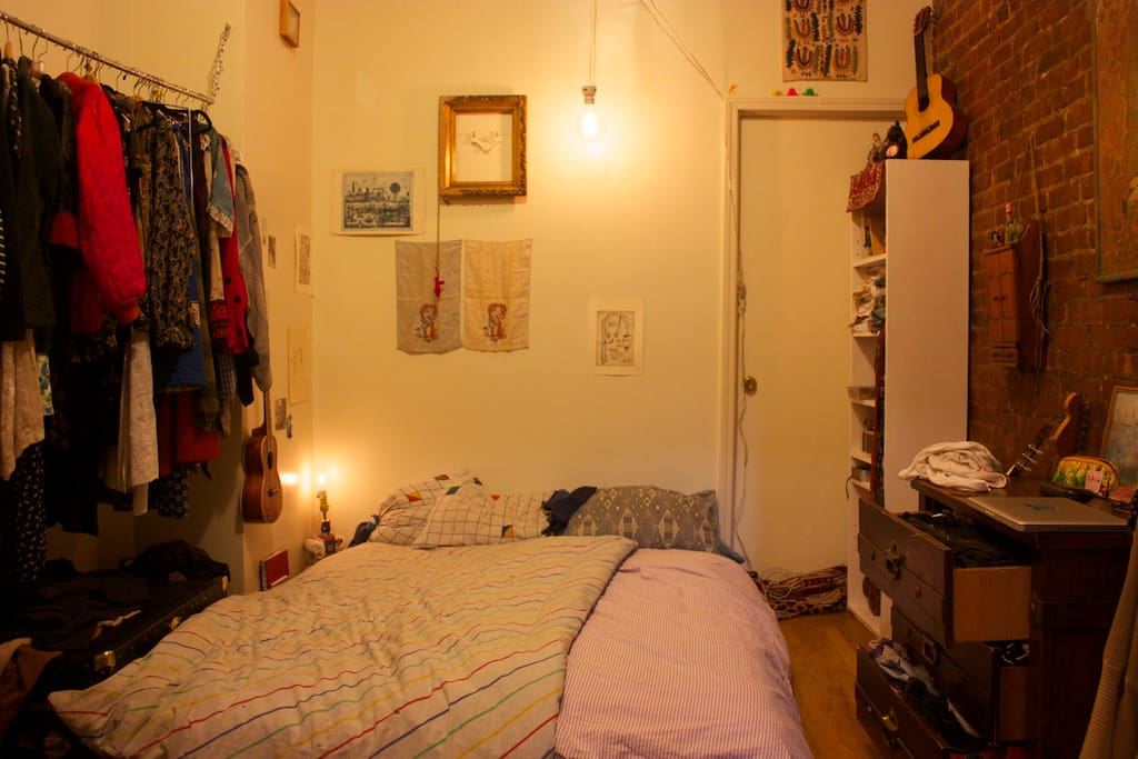 Cozy One Bedroom In Bushwick Apartments For Rent In Brooklyn New York United States