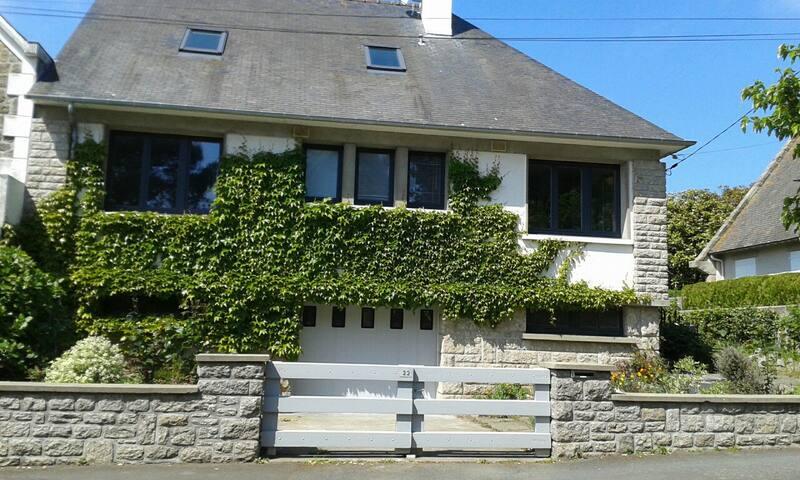 Maison avec jardin 100m de la plage - Saint-Malo - House