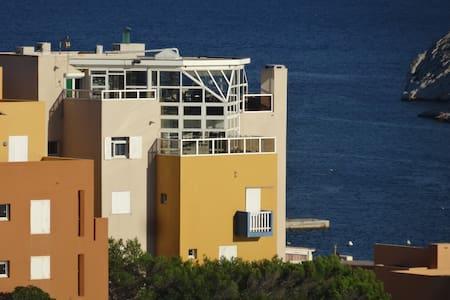 Marseille en mer, Ile du Frioul I - Marseille - Apartment