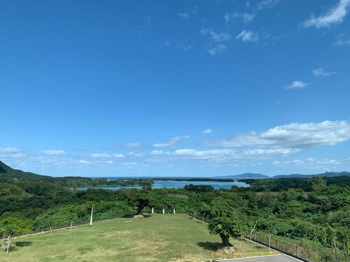 川平湾を見おろす絶景の宿 海邦川平 202号室      Overview Kabira-bay