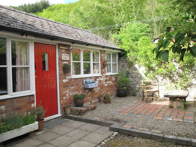 Secret hideaway in the Welsh hills - Knighton - Daire