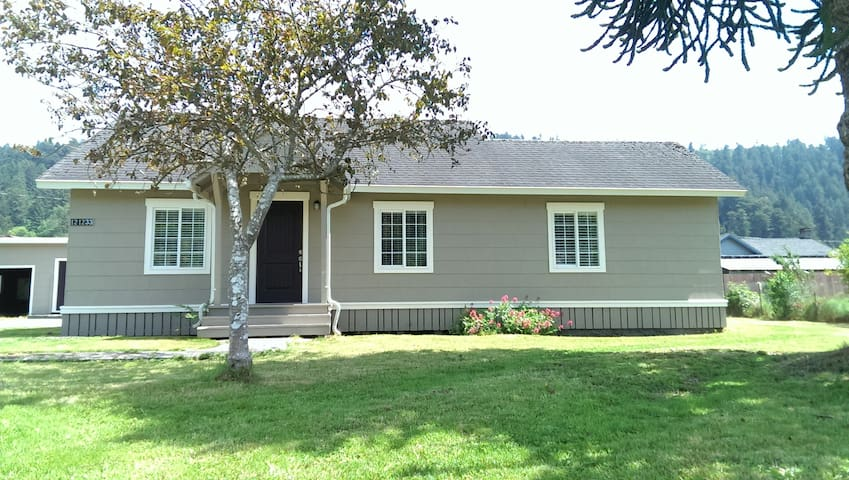 Redwood Creek Cottage - Orick - Casa
