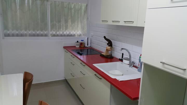 Amos Haifa Apartment