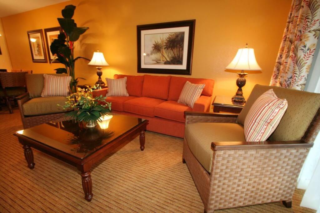 2 bedroom villa orange lake resort west apartments for rent in kissimmee florida united states for Orange lake resort 4 bedroom villa