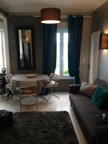 Mignon 2 pièces plein centre ville - Cabourg - Apartment