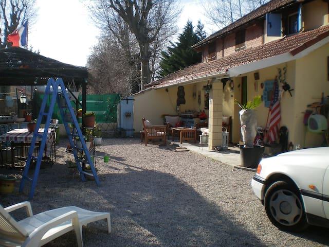 jolie maison  au coeur de provence - Meyrargues