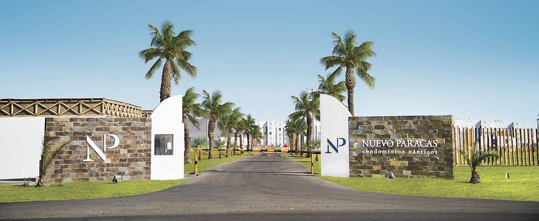 Nuevo Paracas - Ica - Condominio Las Velas - Provincia de Pisco - Appartamento