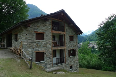 Charmant House just 5 minutes drive from the lifts - Riva Valdobbia