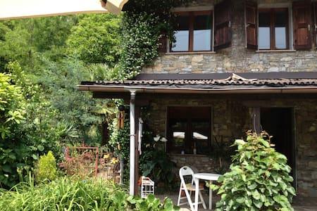 Cosy house on the hill - San Bernardino Verbano - Ház