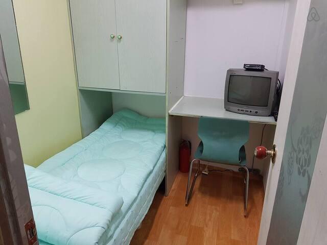 9호선 송파나루역 바로 앞 간편한 미니룸