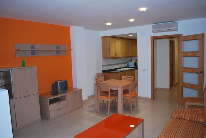 Modern flat near sandy beach - Castellon de la Plana - Apartment