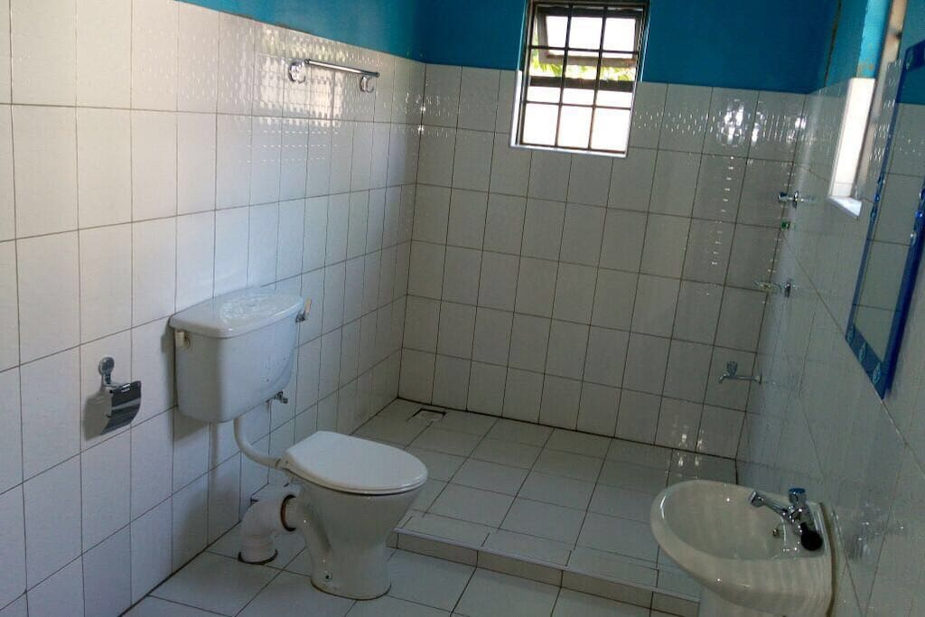 Newly renovated ensuite bathrooms