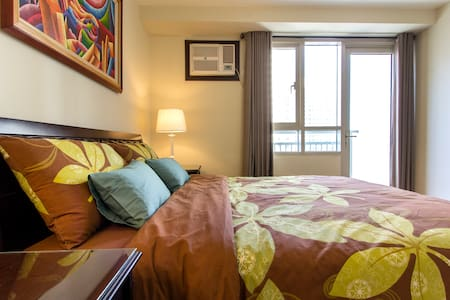 New 1BR-The Grove Rockwell Ortigas - Pasig City - Apartment