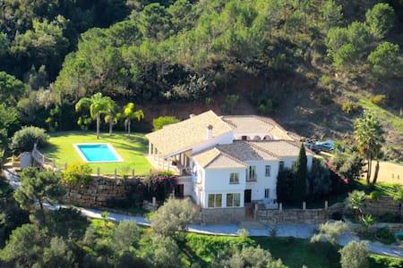 Luxury Villa - pure nature, close to city & beach