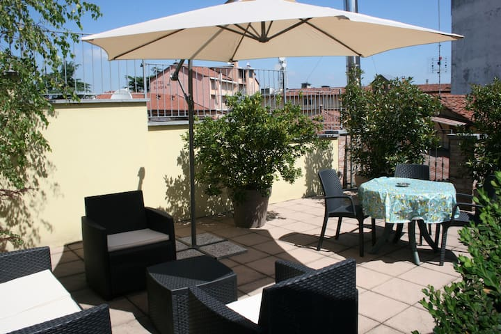 Il Terrazzo diVino, Piazza Savona Alba