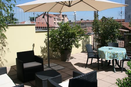 il Terrazzo DiVino, a terrace in the heart of Alba - Alba