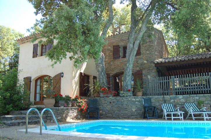 Idyllic Provencal Cottage - La Garde-Freinet - Huis