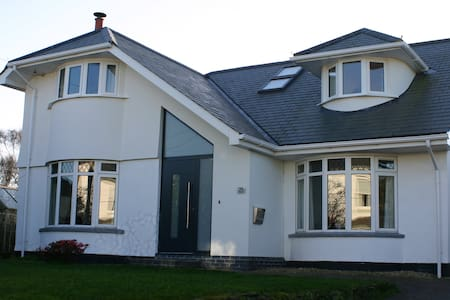 Recently renovated detached house. - Tywardreath