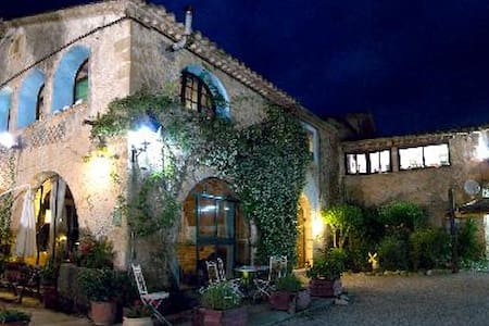 Turismo rural Pets Friendly Mas Torrencito - Parets d'Empordà - Bed & Breakfast