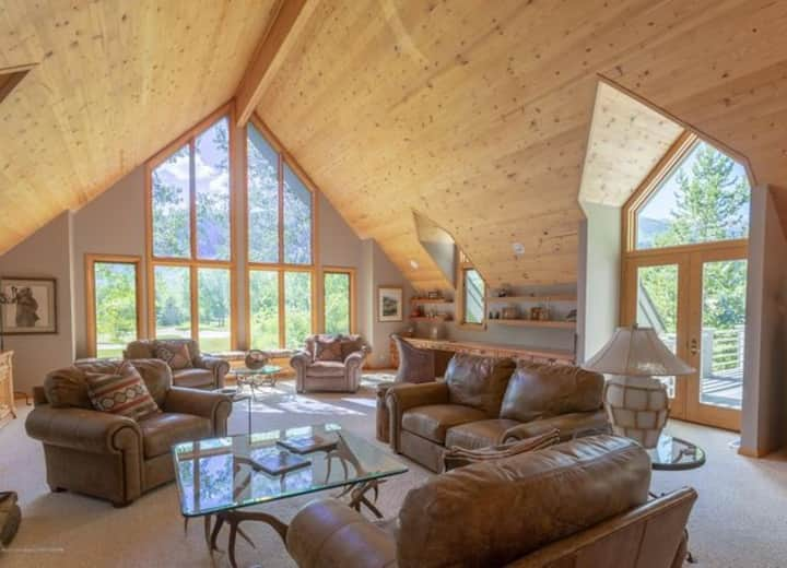 Escape to Jackson Hole   Prime Location for All Seasons   Abode at Nordic Run